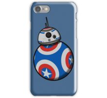 Captain Ameribot iPhone Case/Skin