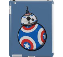 Captain Ameribot iPad Case/Skin