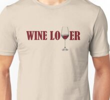Wine Lover - Cute Funny  Unisex T-Shirt