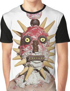 Ice Cream Man Graphic T-Shirt