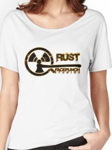 Rust Old Fashion Women's Relaxed Fit T-Shirt