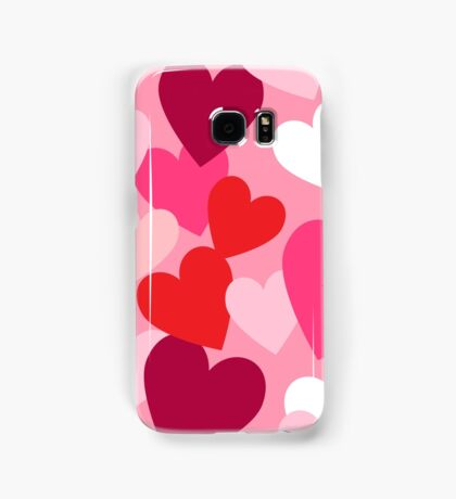 Sweet Hearts for your Sweetheart Samsung Galaxy Case/Skin