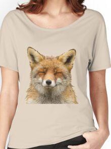 Cute Fox Women's Relaxed Fit T-Shirt
