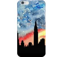 City Night iPhone Case/Skin