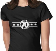 Seventy Stars Womens Fitted T-Shirt