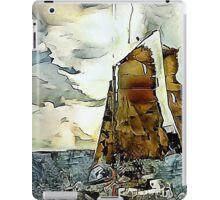 Tattered Sails iPad Case/Skin