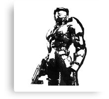 Halo 2 anniversary - Master Cheif Canvas Print