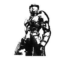 Halo 2 anniversary - Master Cheif Photographic Print