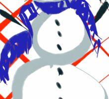 A Frosty Snowman DP150903c Sticker