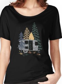 Wild Airstream... Women's Relaxed Fit T-Shirt