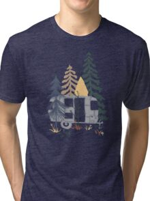 Wild Airstream... Tri-blend T-Shirt