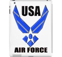 US AIR FORCE LOGO iPad Case/Skin
