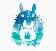 My Neighbor Totoro Watercolor  Unisex T-Shirt