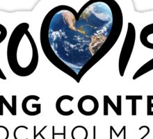 Eurovision 2016 Sticker