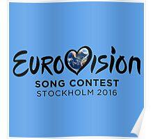 Eurovision 2016 Poster
