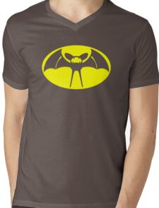 Because I'm Zubat-Man! Mens V-Neck T-Shirt
