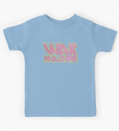 War Machine Kids Tee