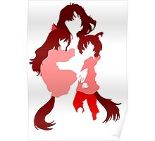 Wolf children (alt) Poster