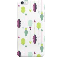Tribal arrow seamless pattern. iPhone Case/Skin