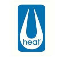 Heat Logo Retro - 2 (GTA V) Art Print