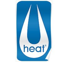 Heat Logo Retro - 2 (GTA V) Poster