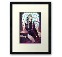 Soukou Akki Muramasa: Eiyuu-hen Framed Print