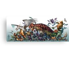 Pocket Animals-Season 1 Canvas Print