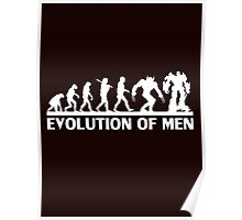 Human and evolution Poster