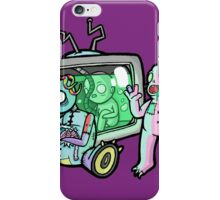 Monsters and junk iPhone Case/Skin