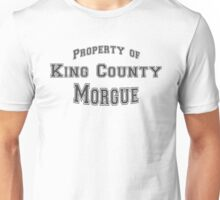 iZOMBIE King County Morgue Unisex T-Shirt