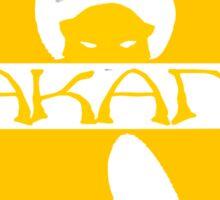WU-KANDA Sticker