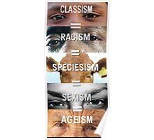 speciesism Poster
