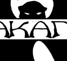 Wu-Kanda 2 Sticker
