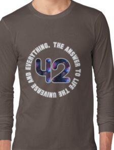 42! Long Sleeve T-Shirt