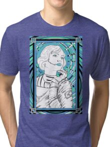 Cosmo girl cool Tri-blend T-Shirt