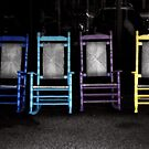 Four Chairs by Wayne King