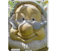 Doc,  1 of the seven dwarfs / product design iPad Case/Skin