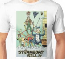 BUSTER KEATON STEAM BOAT BILL! Unisex T-Shirt