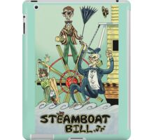 BUSTER KEATON STEAM BOAT BILL! iPad Case/Skin