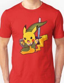 Pikalink Link The Legend of Zelda Series T-Shirt
