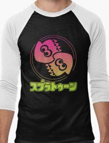 Squid Kids Men's Baseball ¾ T-Shirt