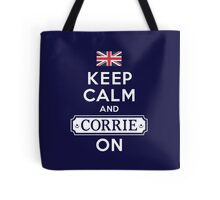 CORRIE ON, MATE Tote Bag