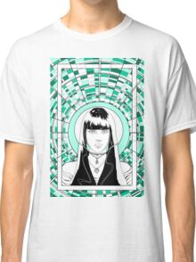 space girl mint Classic T-Shirt