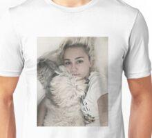 Miley Cyrus Selfie - 2016 Unisex T-Shirt