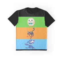 Sun and Moon- Starters  Graphic T-Shirt