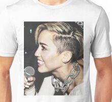 Miley Cyrus - 2013 Candid Unisex T-Shirt