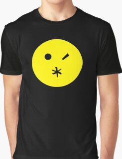 Preacher - Arseface - Yellow Clean Graphic T-Shirt