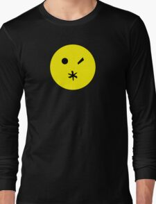 Preacher - Arseface - Yellow Clean Long Sleeve T-Shirt