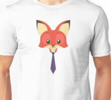 Stylized-Fox-Nick Unisex T-Shirt