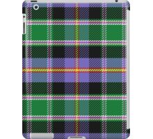 Scottish tartan Colorado iPad Case/Skin